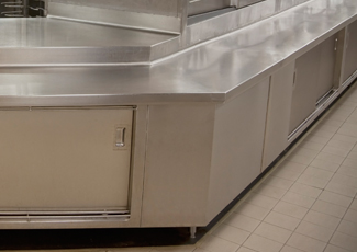 Stainless Steel Cabinets - Elgin, SC