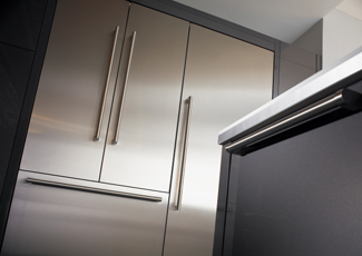 Stainless Steel Kitchen Cabinets St Andrews, SC