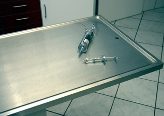 Stainless Steel Tables - Pontiac, SC