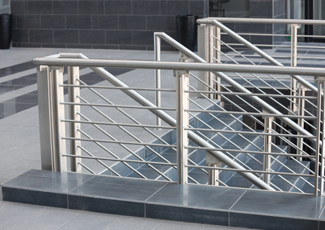 Stainless Steel Handrails - Clean Room Tables Columbia, SC